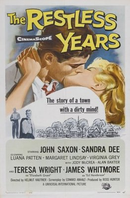 The Restless Years movie poster (1958) poster MOV_21d3fe29