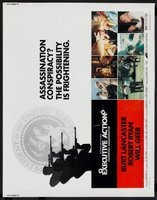 Executive Action movie poster (1973) picture MOV_21d95b3b