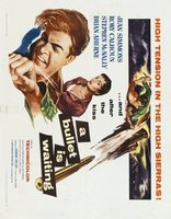 A Bullet Is Waiting movie poster (1954) picture MOV_61072d53