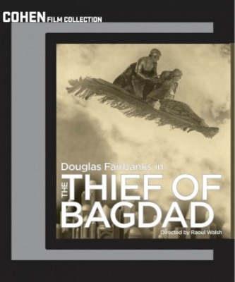 The Thief of Bagdad movie poster (1924) poster MOV_21e71851