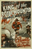 King of the Royal Mounted movie poster (1940) picture MOV_21e75996