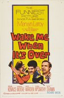 Wake Me When It's Over movie poster (1960) picture MOV_21e99988