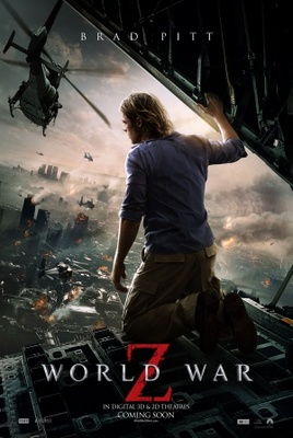 World War Z movie poster (2013) poster MOV_21f1bd1f