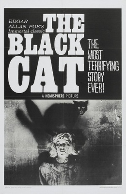 The Black Cat movie poster (1966) poster MOV_21f93228