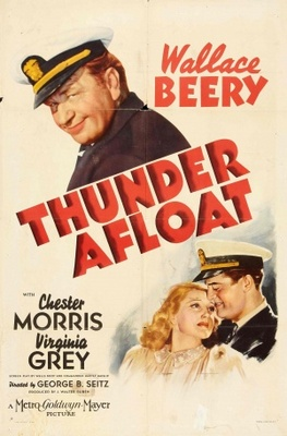 Thunder Afloat movie poster (1939) poster MOV_21fa4191