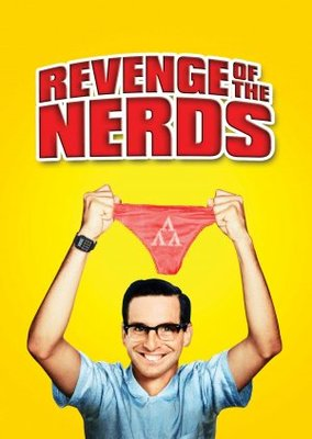Revenge of the Nerds movie poster (1984) poster MOV_21fcce5e