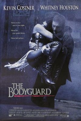 The Bodyguard movie poster (1992) poster MOV_21fce61d