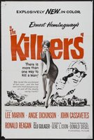 The Killers movie poster (1964) picture MOV_21fef2bc