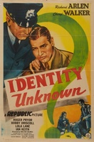 Identity Unknown movie poster (1945) picture MOV_22008d60