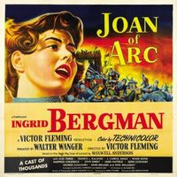 Joan of Arc movie poster (1948) picture MOV_220300f5