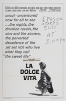 Dolce vita, La movie poster (1960) picture MOV_22073928