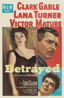 Betrayed movie poster (1954) picture MOV_2207fd19