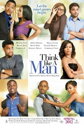 Think Like a Man movie poster (2012) poster MOV_22085d3b