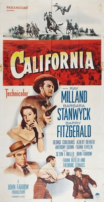 California movie poster (1946) poster MOV_22099cbc