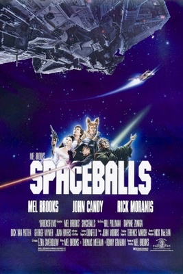 Spaceballs movie poster (1987) poster MOV_2210ece2
