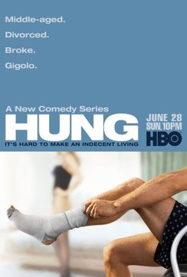 Hung movie poster (2009) poster MOV_22134bcf