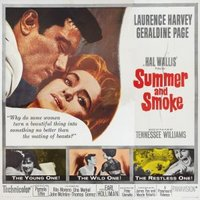 Summer and Smoke movie poster (1961) picture MOV_2216b918