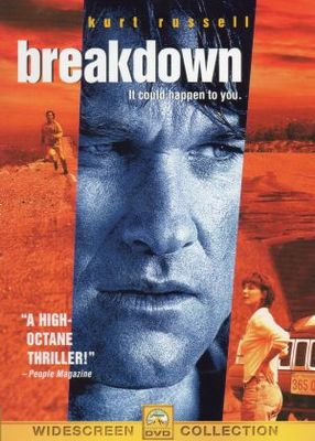 Breakdown movie poster (1997) poster MOV_2217dc24