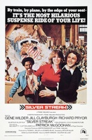 Silver Streak movie poster (1976) picture MOV_2218bc8e