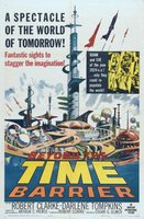 Beyond the Time Barrier movie poster (1960) picture MOV_221fc06e