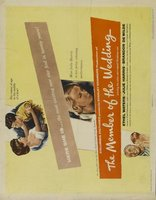 The Member of the Wedding movie poster (1952) picture MOV_2223e7f7
