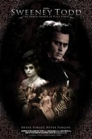 Sweeney Todd: The Demon Barber of Fleet Street movie poster (2007) picture MOV_22281317