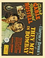 They Met in Bombay movie poster (1941) picture MOV_22295c35