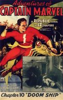Adventures of Captain Marvel movie poster (1941) picture MOV_2229c0cc