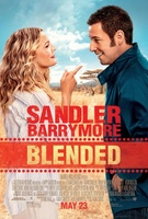 Blended movie poster (2014) picture MOV_222eaa43