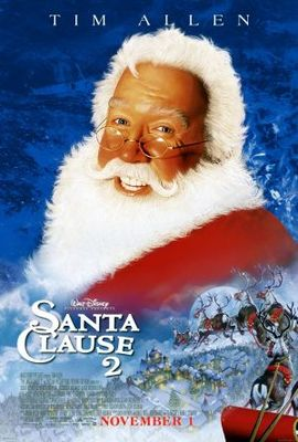 The Santa Clause 2 movie poster (2002) poster MOV_2235d295