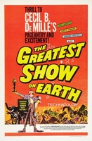 The Greatest Show on Earth movie poster (1952) picture MOV_223fa102