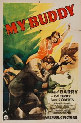 My Buddy movie poster (1944) poster MOV_223fe753