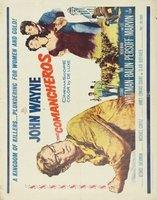 The Comancheros movie poster (1961) picture MOV_224e9122