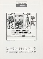 Thunderball movie poster (1965) picture MOV_22508fdf