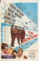 The Hunters movie poster (1958) picture MOV_22513a29