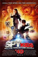 Spy Kids 4: All the Time in the World movie poster (2011) picture MOV_22544afc