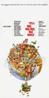 It's a Mad Mad Mad Mad World movie poster (1963) picture MOV_2255473d
