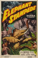 Elephant Stampede movie poster (1951) picture MOV_225c6d50