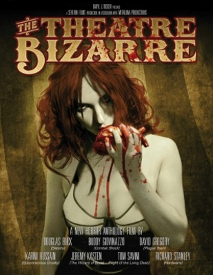 The Theatre Bizarre movie poster (2011) poster MOV_226363b6