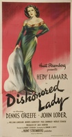 Dishonored Lady movie poster (1947) picture MOV_22636d79