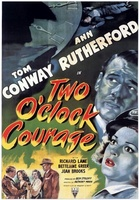 Two O'Clock Courage movie poster (1945) picture MOV_22698fe1