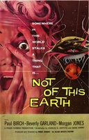 Not of This Earth movie poster (1957) picture MOV_912e5160