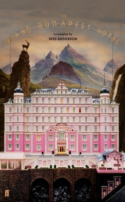 The Grand Budapest Hotel movie poster (2014) poster MOV_226aef32