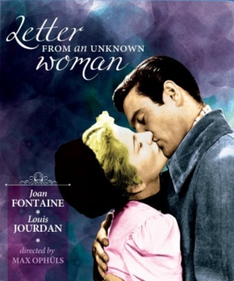 Letter from an Unknown Woman movie poster (1948) poster MOV_227864b1