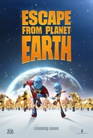 Escape from Planet Earth movie poster (2012) picture MOV_2278df35