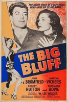 The Big Bluff movie poster (1955) picture MOV_22839e92