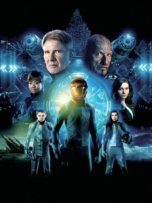 Ender's Game movie poster (2013) poster MOV_2285a744