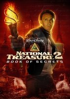 National Treasure: Book of Secrets movie poster (2007) picture MOV_2288678e