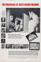 Advise & Consent movie poster (1962) picture MOV_228f6dbc