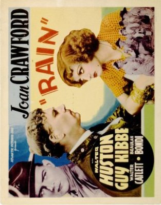 Rain movie poster (1932) poster MOV_229cb548